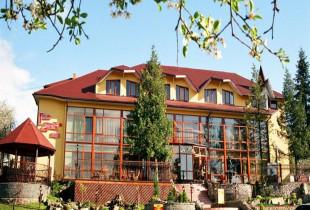 Отель «Club pH» г.Трускавец