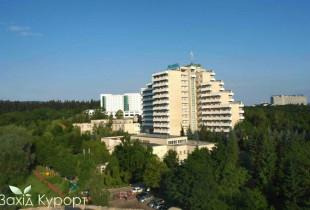 Санаторій «Молдова» м.Трускавець