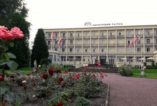 """Санаторій """"Мармуровий Палац"""" м.Моршин"""