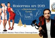 Новый 2019 год в «Деренивской Купели» с.Нижнее Солотвино
