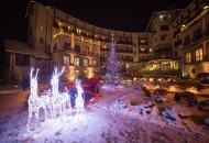 Новый 2018 год в отеле «Шале Грааль»