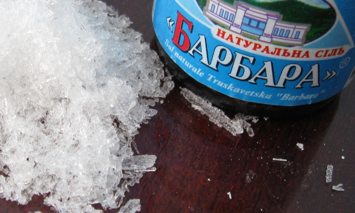 Минеральная соль «Барбара»
