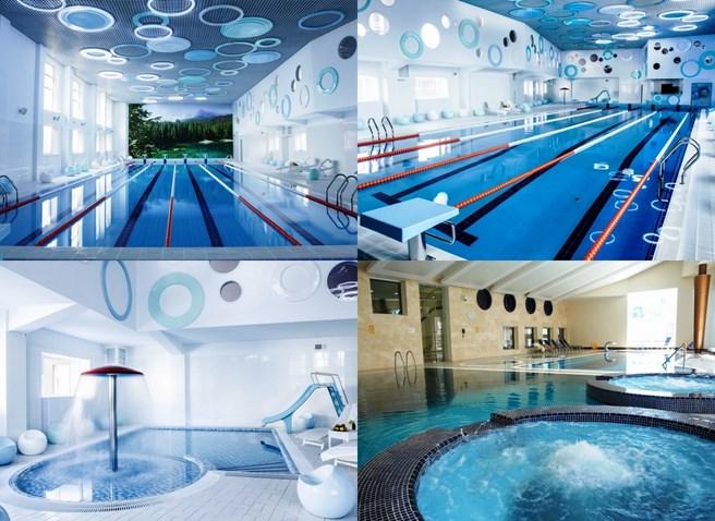 Отель Миротель с бассейном