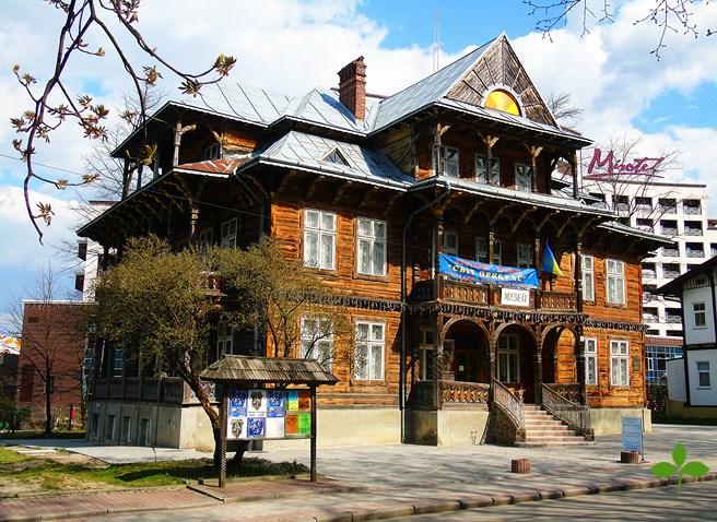 Художественный музей Михаила Биласа в Трускавце