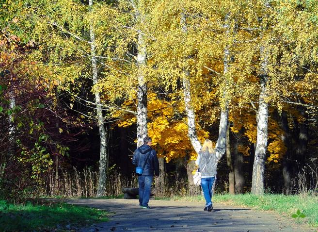 Курортный парк в Трускавце — место для отдыха всей семьи