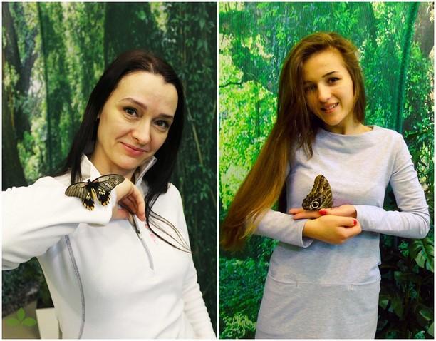 Сад бабочек. Арт-мастерская «Другой мир» в Трускавце
