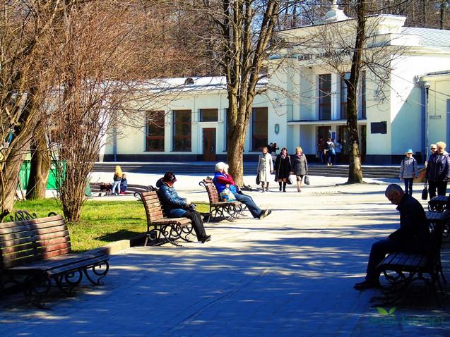 Отдых весной в Трускавце