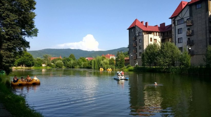 Курорт Поляна