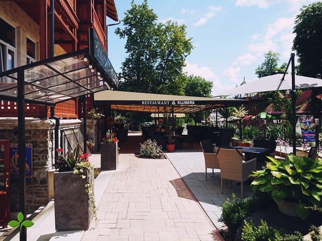 Ресторан Kluberg